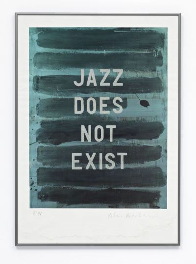 Buechler, Peter - Jazz Does Not Exist - 1996