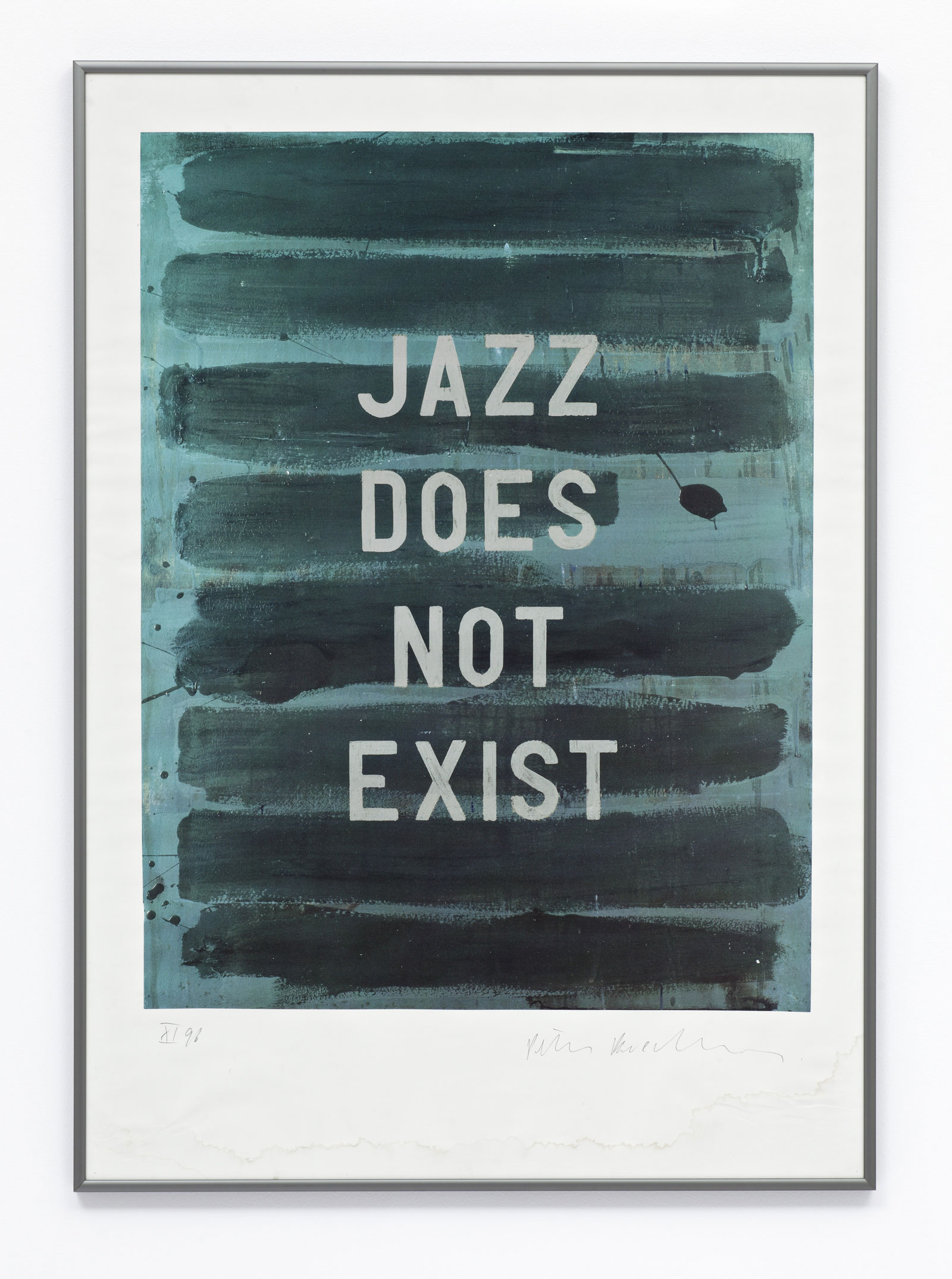 Buechler, Peter - Jazz Does Not Exist - 1996