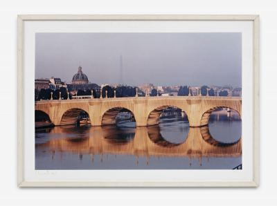 Christo & Jeanne-Claude - Pont Neuf - 20??