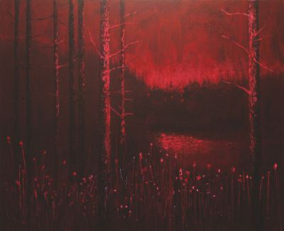 Gröne, Oliver - Rote Nacht - 2008