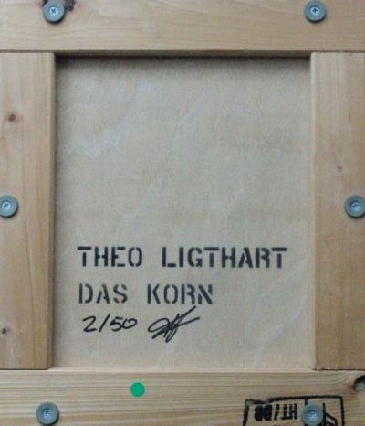 Lighthart, Theo - Das Korn Eine soziale Plastik - 2008
