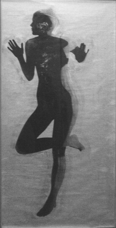 Neusüss, Floris - Nudogramm, Recto - 1965
