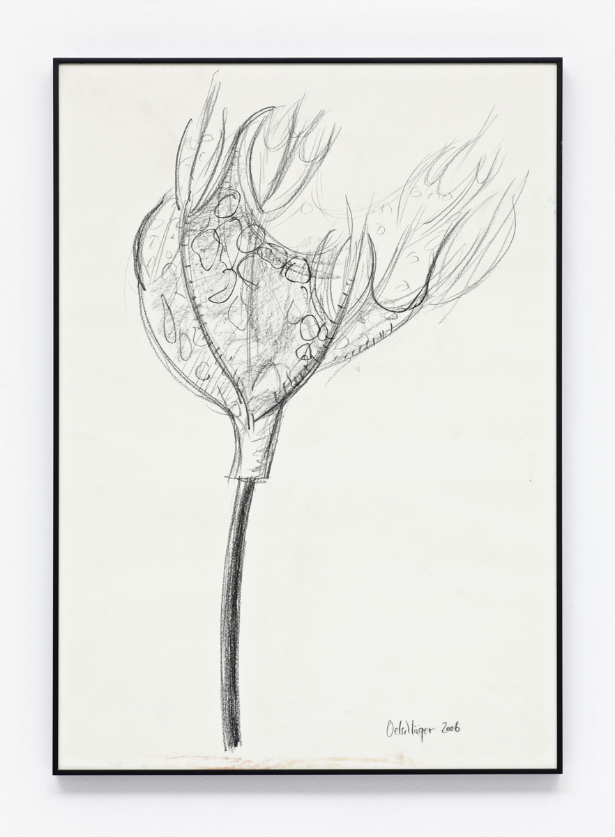Oelschläger, Gabriele - o.T. (Skizzen zur Skulpturarbeit -