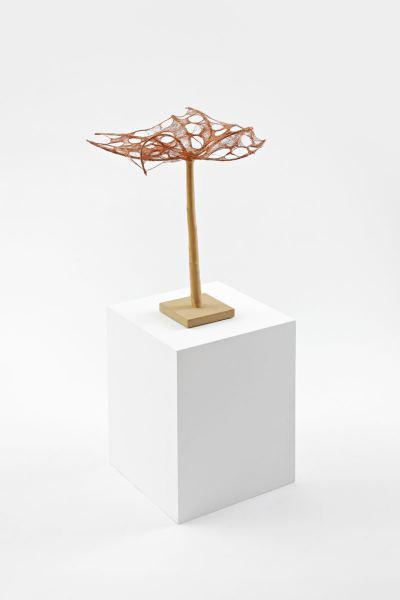 """Oelschläger, Gabriele - o.T. (Modell zur Skulpturarbeit """"5 Kelche"""") - 2006"""