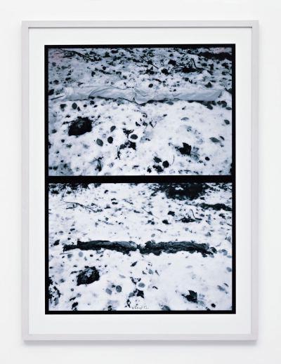Rasp, Martin - Veränderung (Verbrennungsaktion) - 1982