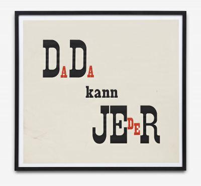 Berlinische Galerie - DaDa - ca. 1989
