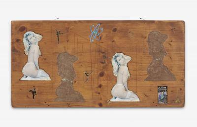 Voronzov, Sergej - Partikelinteraktion (Pin Up Girls) - 2001
