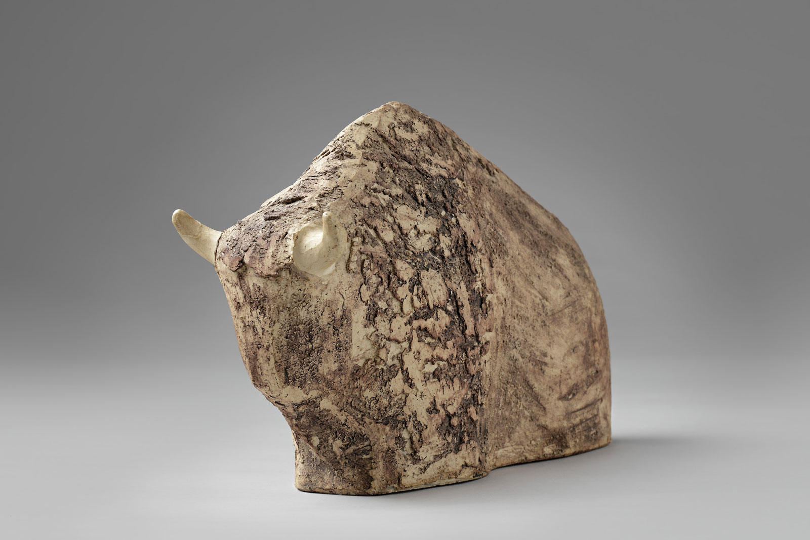 Wolf, Peter - o.T. (Bison) - ca. 2005