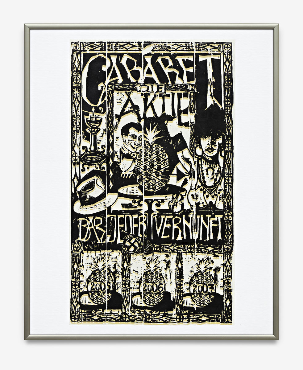 Wolpert, Moritz - Cabaret - Bar jeder Vernunft - 2005