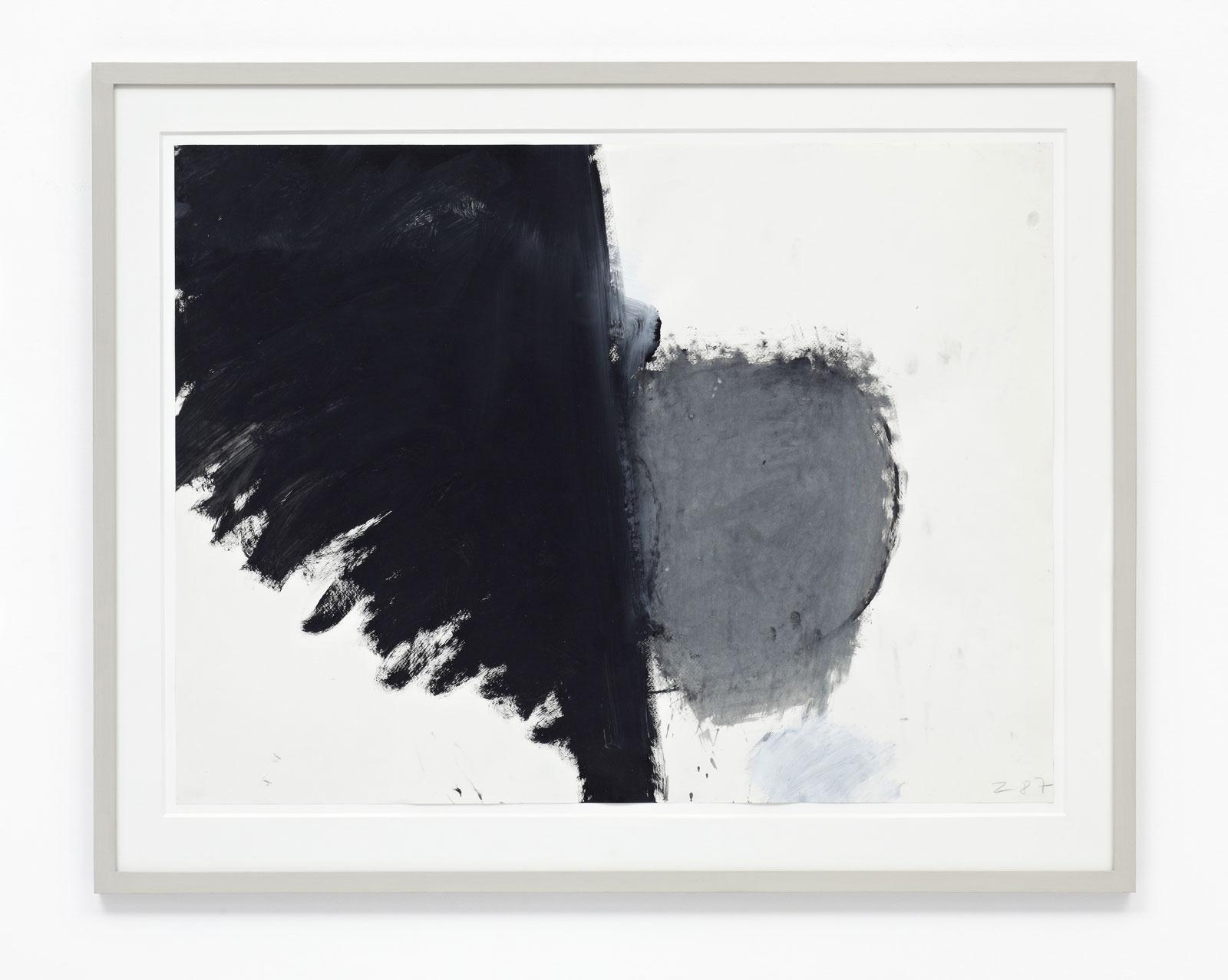 Zogmayer, Leo - o.T. (Flügel) - 1987