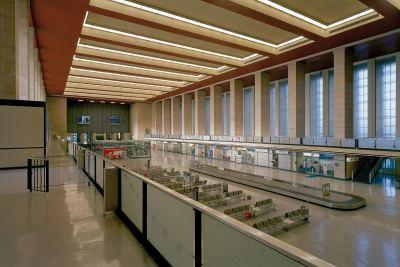 Meisse, Maximilian - Abflughalle II (Tempelhof) - 2006