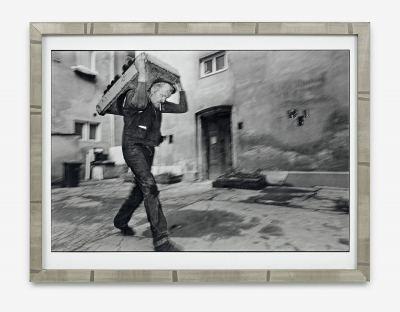 Horn, Matthias - o.T. (Kohlenträger) - 1988