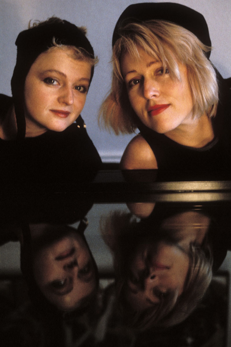 Ruppert, Ilse - Sisters (Anette und Inga Humpe) - 1984