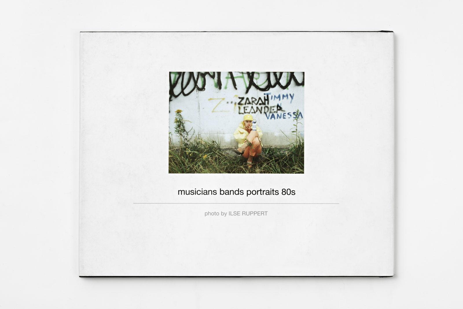 Ruppert, Ilse - musicians bands Portraits 80s - 19??