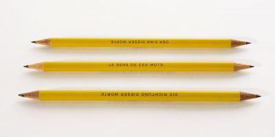 Carl Trahan Bleistift - 2005