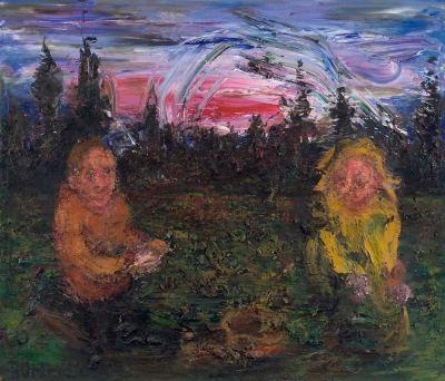 Böhme, André - Lichtung - 2003