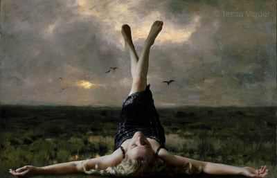 Verder, Tessa - Crucifix - 2003