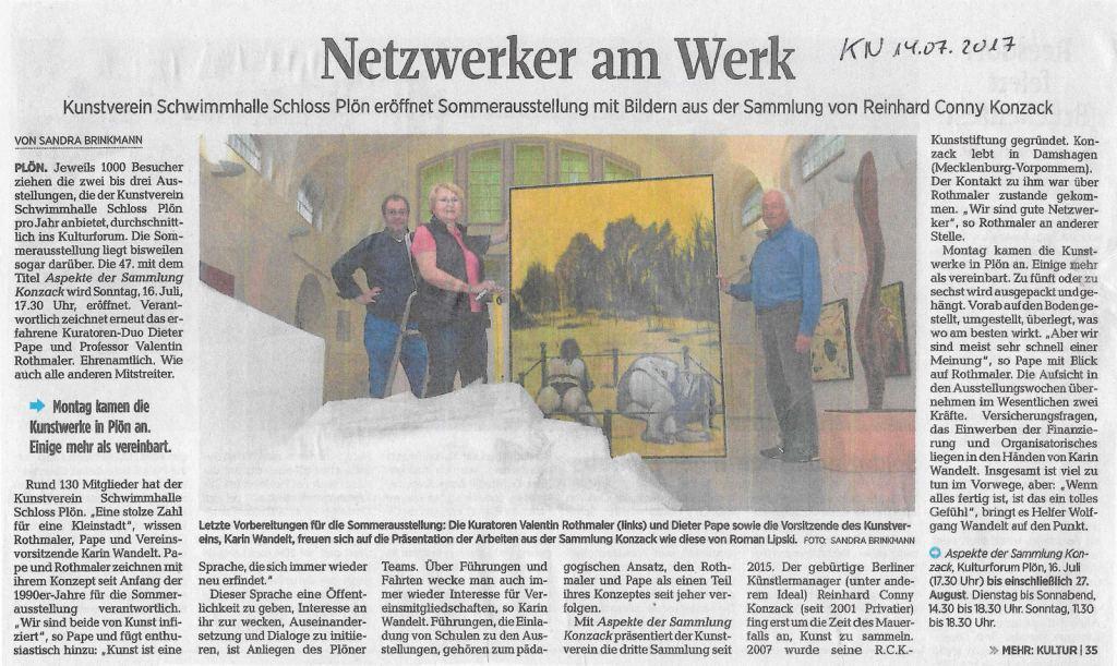 Ausstellung_Aspekte_Ploen_Presseecho_KN140717