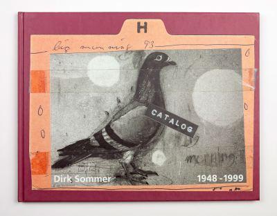 """Sommer, Dirk - Katalog """"ich male gern"""""""